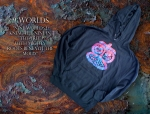 9 Worlds Hoodie - Get It Now: https://www.shoplocket.com/products/AFSmY-9-worlds-hoodie